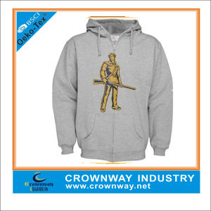 Man′s Spring Autumn Hoody Sweater Sweatshirt with Printing Logo (CW-HS-32) pictures & photos