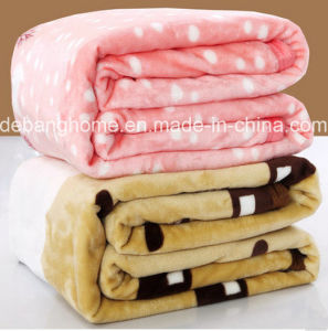2015 Hot Sale Super Soft Muti-Colored Blanket pictures & photos
