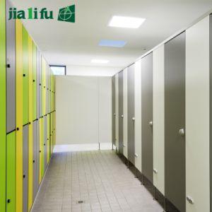 Jialifu Modern Nylon Hardware HPL Toilet Partition pictures & photos