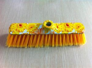 Fan Shape Ceiling Cleaning Brush Broom/Long Bristles pictures & photos