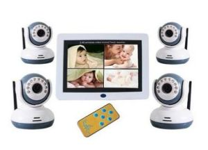 Wireless Baby Monitor for LED High Resolmtion Camera