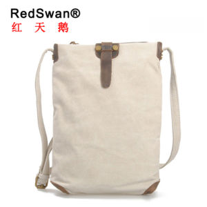 Washed Canvas Shopping and Leisure Shoulder Bag (RS-6833) pictures & photos