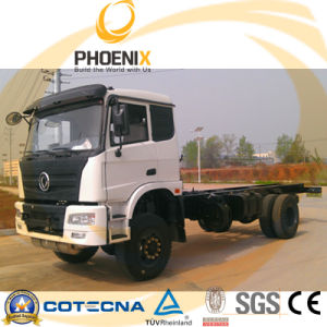Dongfeng 4X4 off Road Truck Chassis pictures & photos