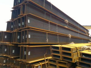 ASTM Gr55 High Quality Hot-Rolled Steel H Beam (GR55) pictures & photos