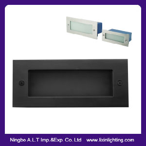 IP54 Aluminum LED Step Light, Recessed Wall Light, Stair Light pictures & photos