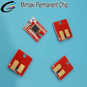 Eco Solvent Ink Type Mimaki Jv150-130 Jv150-160 Printer Cartridge Chips Ss21 pictures & photos