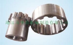 Flexible Pin Gear Shaft Coupling (LZ) pictures & photos