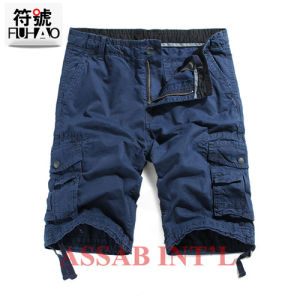 Manufacturer Men Cargo Short Pants with High Quality