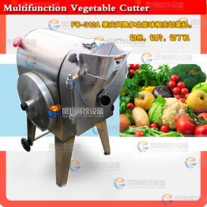 Vegetable Dicing Machine for Processing Cut Carrot, Potato, Taro, Fruit, Onion, Mango, Pineapple, Apple, Ham, Giantarum pictures & photos