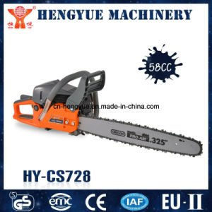 Hot Sell 58cc Gasoline Chain Saw Cheap Chainsaws for Sale pictures & photos