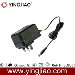 15W UK Plug Linear Power Adapter with CE pictures & photos