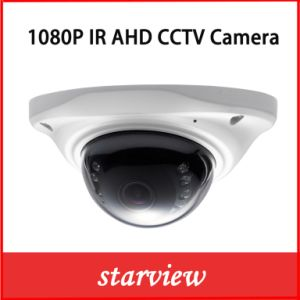 "1/3"" Sony CMOS 1080P Ahd IR Mini Dome CCTV Camera pictures & photos"