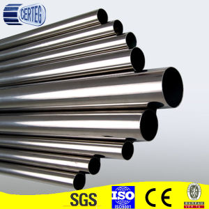 China stainless steel round pipe pictures & photos