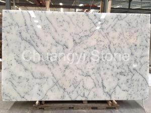Crystal Alabaster/Snow White/Statuario Altissimo/White Marble Tile