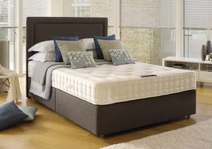 Factory Orthos Pocket Sprung Silk Mattress pictures & photos