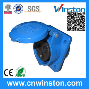 413/423 IP44 Cee Waterproof Industrial Socket with CE pictures & photos
