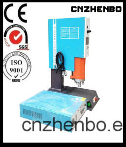 Ultrasonic Plastic Spot Welding Machine From China (ZB-2850) pictures & photos