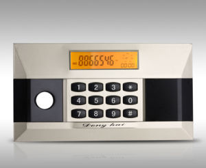 Home Safe Lock with LCD Display (SJ80003A) pictures & photos
