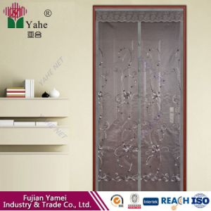 Magnetic Magic Door Screen Mesh