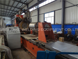 Stainless Water Well Screen Tube Welding Machine pictures & photos