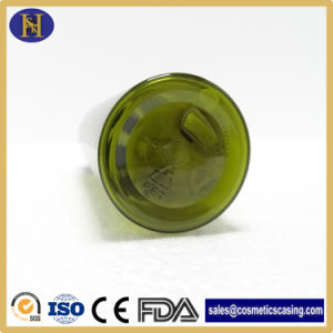 30ml 60ml 80ml Green Lotion Pet Cosmetic Bottle Factory pictures & photos