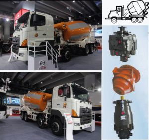 Hino12cbm To14cbm Concrete Mixer Truck pictures & photos