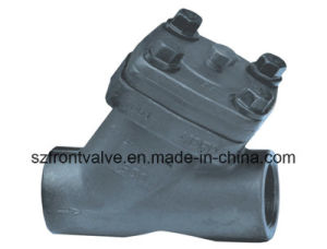 Forged Steel Piston/Lift Check Valve pictures & photos