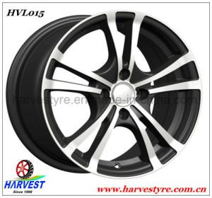 Hb Hyper Black Finishing Car Rims pictures & photos