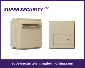 Steel Through-The-Wall Locking Drop Safe Box (SMQ18) pictures & photos