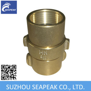 Aluminum Npsh Coupling for Fire Hose pictures & photos