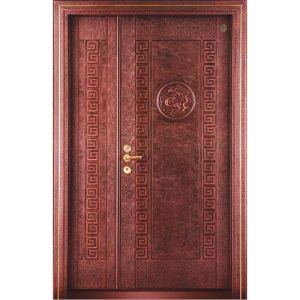 Luxury Bronze Entry Doors