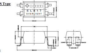 Transistor of Electronic Component Optical Coupler EL817b pictures & photos