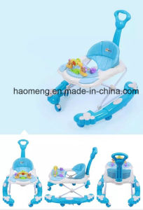 Handle Bar Baby Walker with Music and Toy pictures & photos