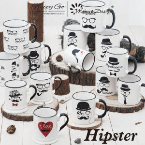Customized Hot Selling Promotional High Quality Ceramic Beer Mug pictures & photos