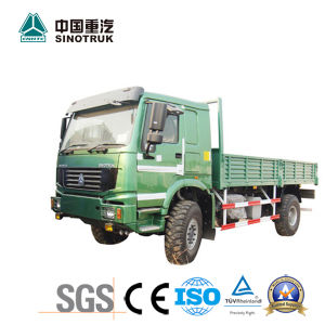 Competive Price HOWO Cargo Truck of 4*2 pictures & photos