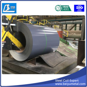 PPGI PPGL Prepainted Galvanized Steel Metal Sheet for PU Panel pictures & photos