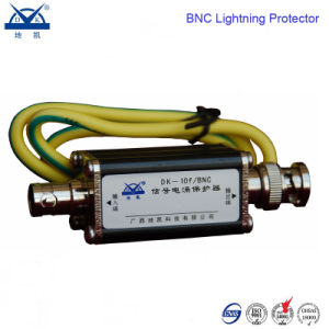 Coaxial CCTV Video Camera BNC Lightning Protector pictures & photos