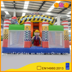 Little Builder Inflatable Fun City Playground (AQ01602) pictures & photos