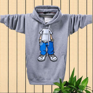 Custom Design Cotton Hoodies & Sleeves Hoodie pictures & photos