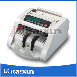 UV Portable Money Counter for Any Currency (WJDKX993C) pictures & photos
