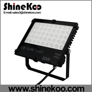 Black Fixture 50W LED Flood Lights pictures & photos