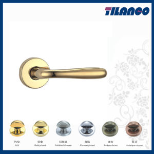 Fine Quality Italy Type Zinc Alloy Pulling Handle for Doors