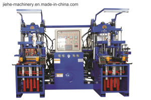 Silicone Rubber Heat Molding Machine for O-Ring pictures & photos