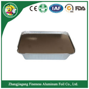 Aluminum Foil Container for Food pictures & photos