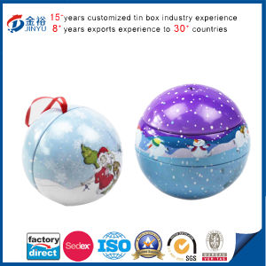Fancy Newest Design Snowman Decorative Christmas Gift Boxes with Lids pictures & photos