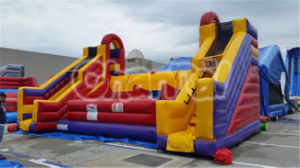 Inflatable Jousting Game/Inflatable Battle Zone/Inflatable Game CB0804 pictures & photos