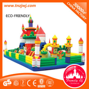 New Arrival Inflatable Slide Jumping Small Bouncy Castle pictures & photos
