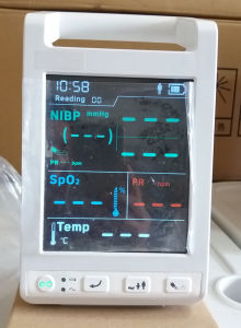 SpO2, NIBP, Temp Vital Sign Patient Monitor (WHY80B) pictures & photos