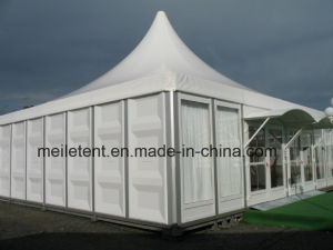 Luxury Wedding Party Pagoda with ABS Wall for Sale pictures & photos