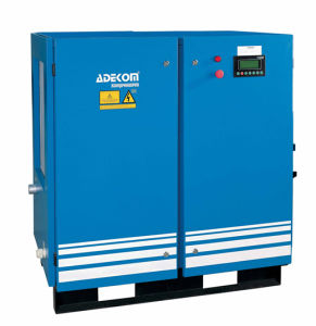 Oil Injected Electric Driven Screw Rotary Air Compressor (KB18-10) pictures & photos